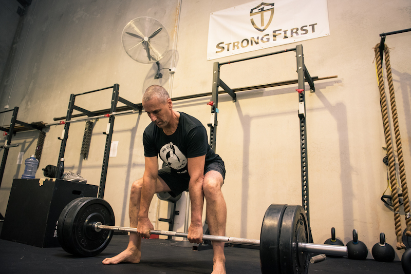 matraville strength exercises deadlift