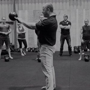 Shaun Cairns, Master Kettlebell Instructor Fitness Instructor Randwick