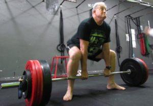 Deadlift Strength Training Malabar