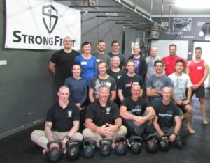 StrongFirst Instructor Certificate