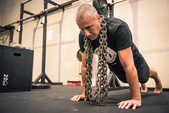 coogee conditioning push-up weight
