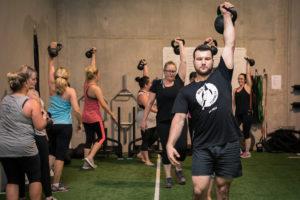 eastgardens fitness classes kettlebell training