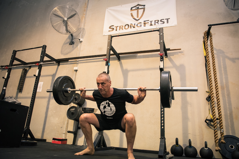 randwick strength program squat