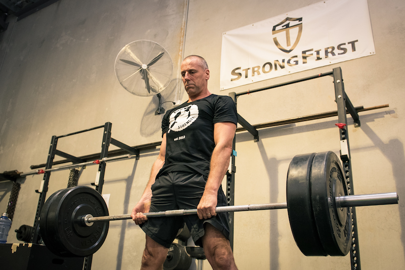 deadlift conditioning banksmeadow