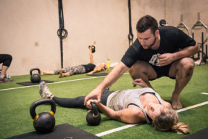 fitness course strength coach randwick