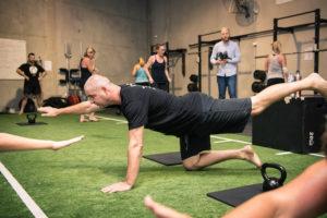 Mobility Training Exercise Maroubra