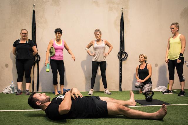 matraville strength training goals