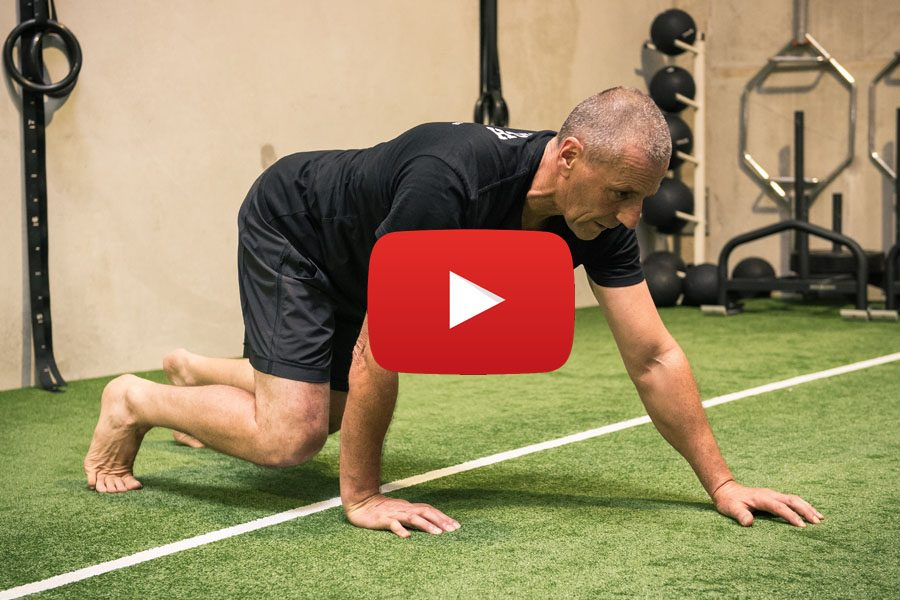 Bear Crawl Tutorial by Peter Bolsius